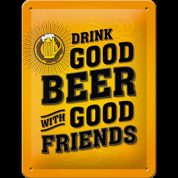 Bilde av Drink Good Beer