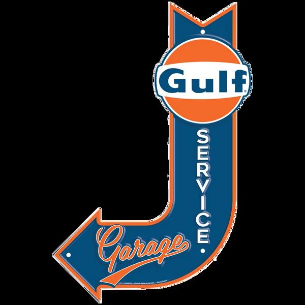 Bilde av Gulf Service Garage Arrow