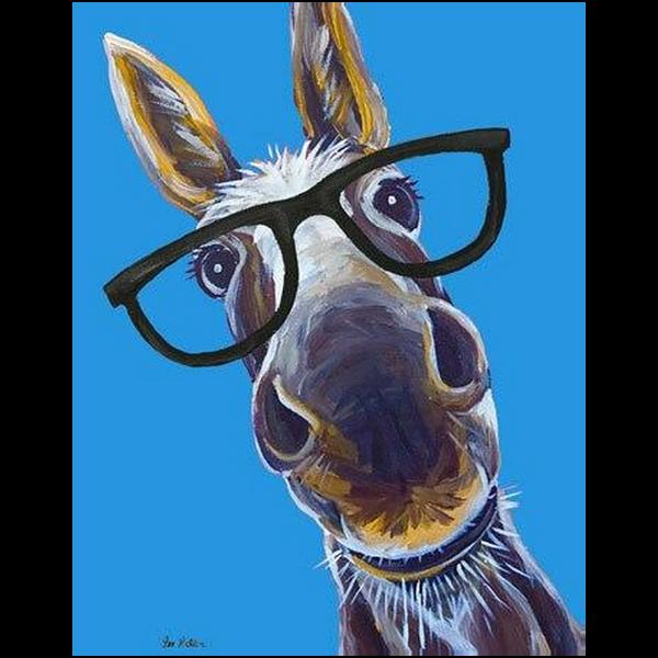 Bilde av Snickers The Donkey