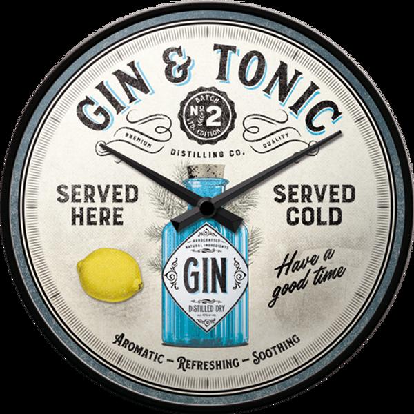 Bilde av Gin & Tonic Served Here