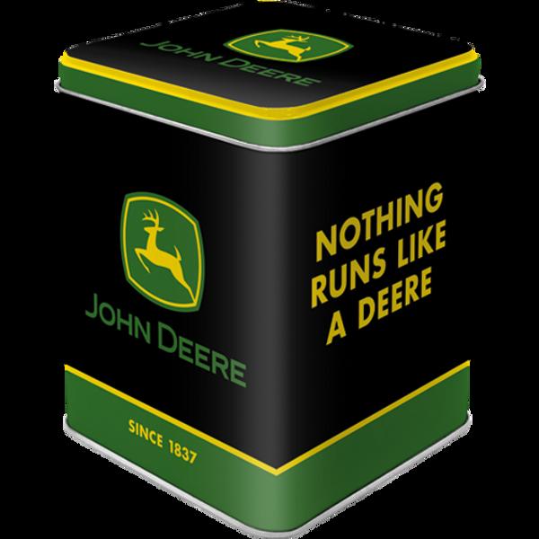 Bilde av John Deere Logo Black