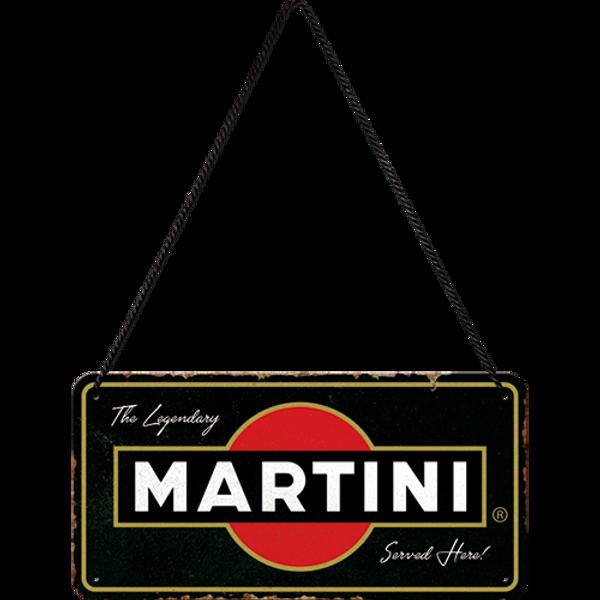 Martini Served Here