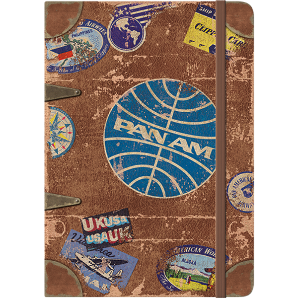 Bilde av Pan Am Travel Stickers