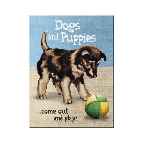 Bilde av Dogs and Puppies