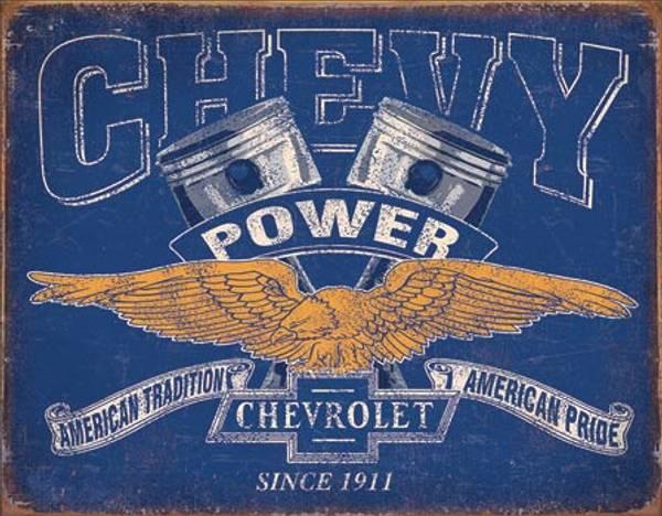 Bilde av Chevy Power