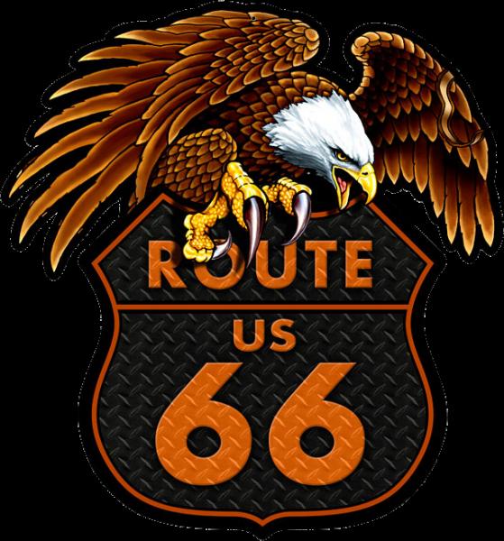 Bilde av Route 66 Vintage Eagle
