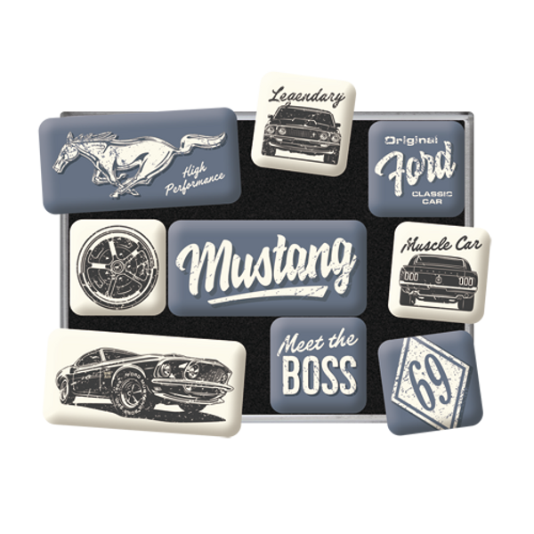 Bilde av Ford Mustang The Boss