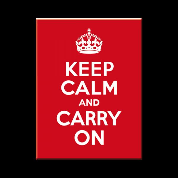 Bilde av Keep Calm & Carry On