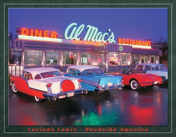 Bilde av Al Mac's Diner, Lewis