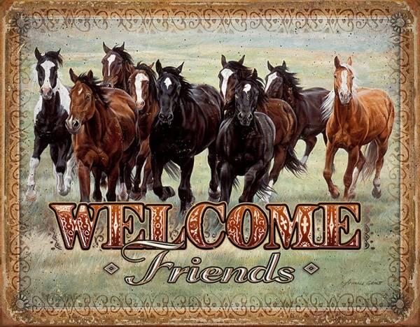 Bilde av Welcome Friends