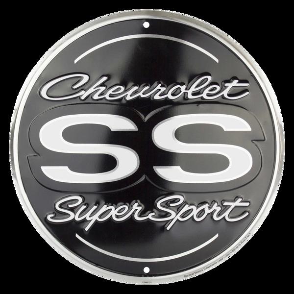 Bilde av Chevy Super Sport Round Small