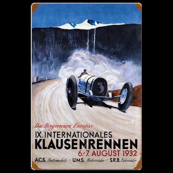 Bilde av Klausenrennen 1932