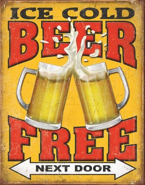 Bilde av Free Beer Next Door