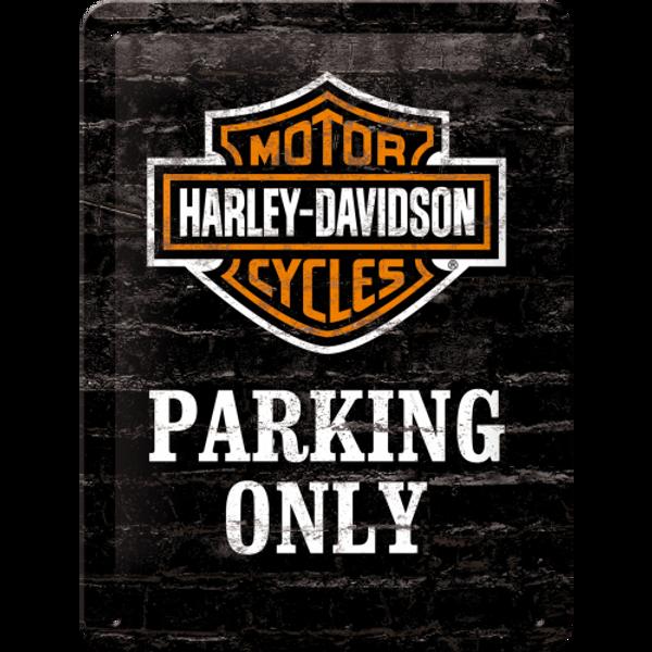 Bilde av Harley-Davidson Parking Only