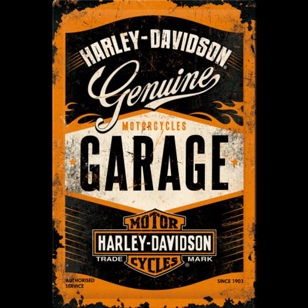 Bilde av Harley-Davidson Garage A2