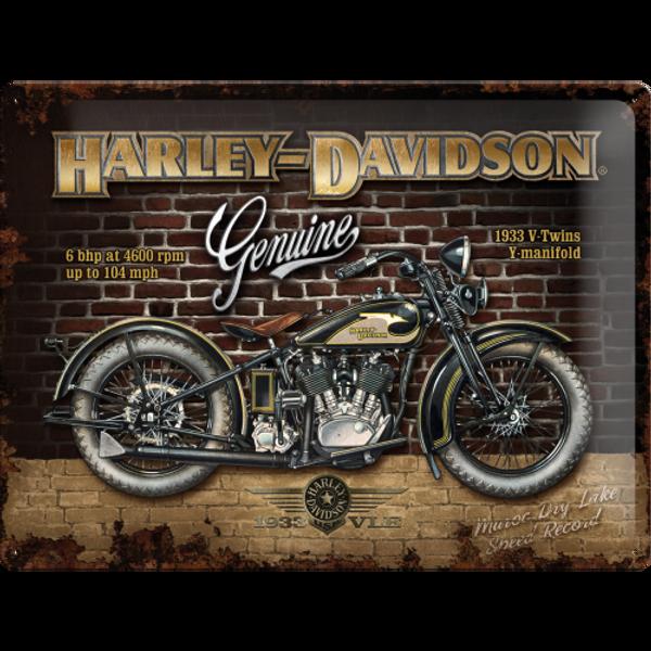 Bilde av Harley-Davidson 1933 V-Twin