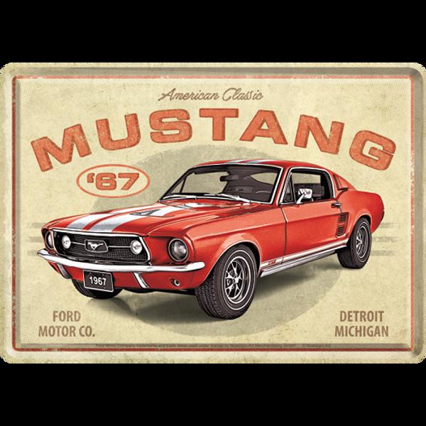 Bilde av Ford Mustang GT 1967 Red