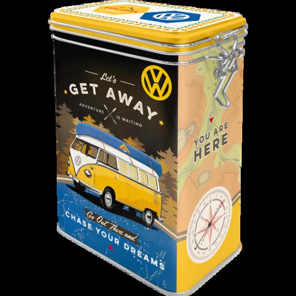 Bilde av Volkswagen Lets Get Away