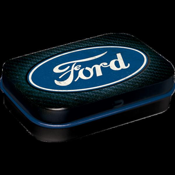 Bilde av Ford Logo Blue Shine