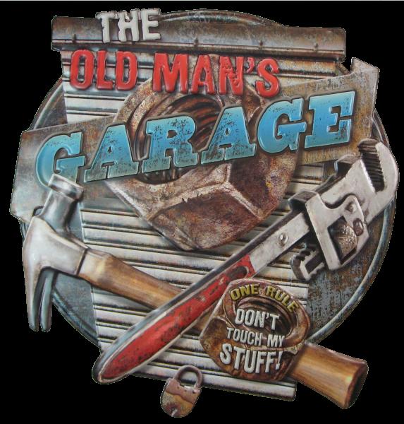 Bilde av Old Mans Garage