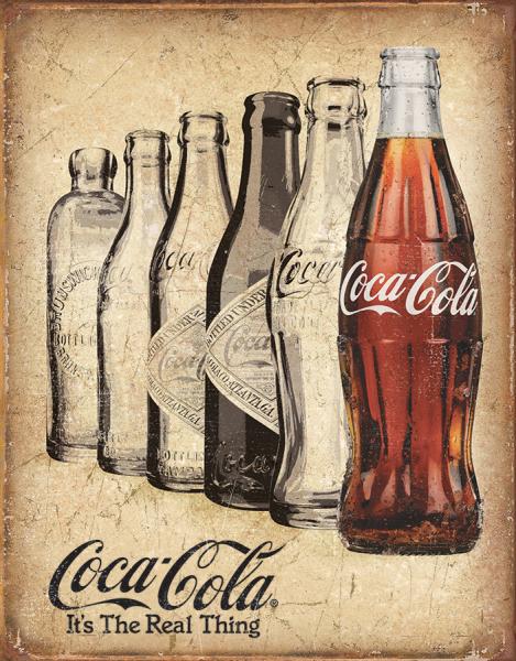 Bilde av Coca-Cola It's the Real Thing
