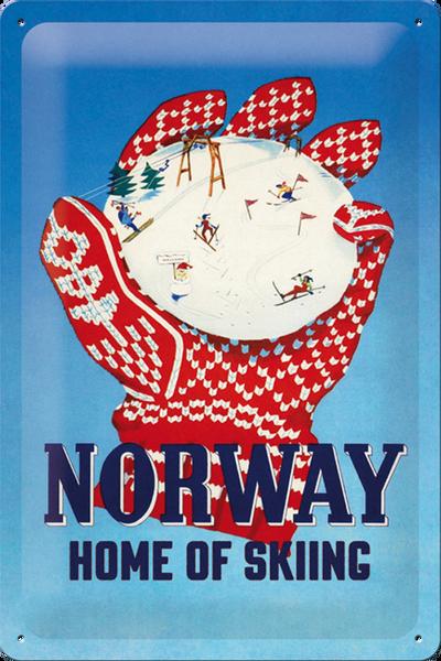 Bilde av Norway Home of Skiing