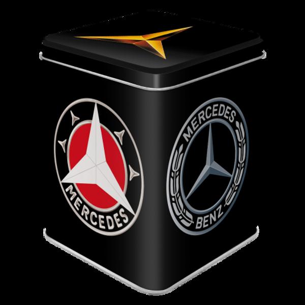 Bilde av Mercedes Benz Logo Evolution