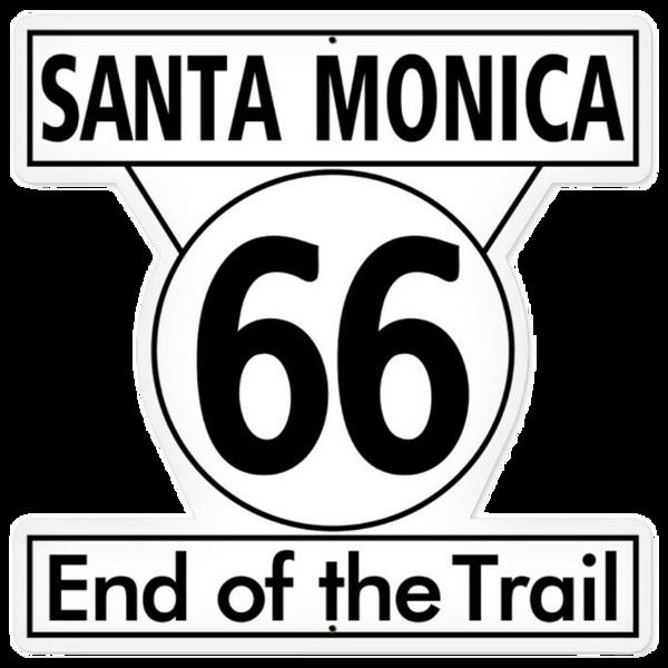Bilde av Santa Monica 66 End of the Trail